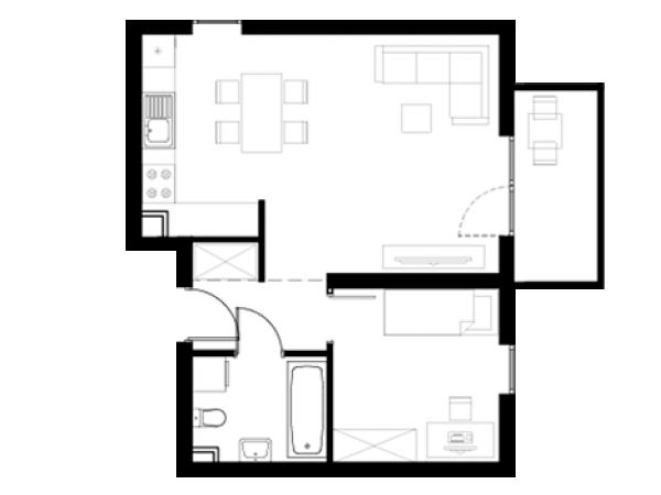 Zdjęcie główne mieszkania: L20