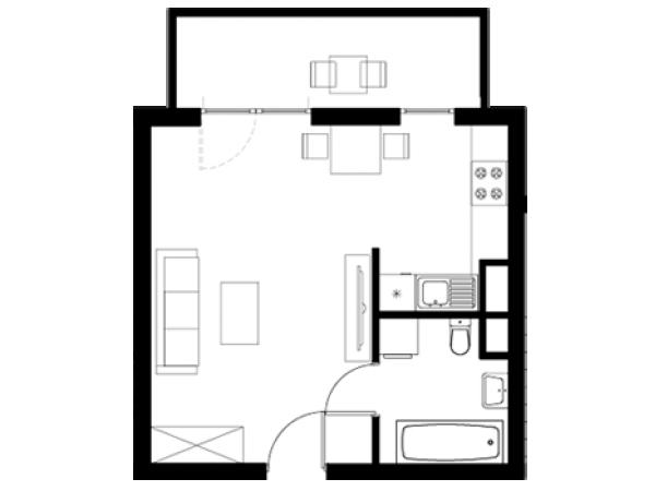 Zdjęcie główne mieszkania: L18