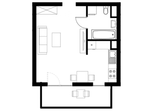 Zdjęcie główne mieszkania: L15