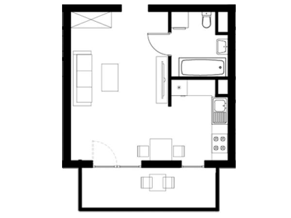 Zdjęcie główne mieszkania: L30