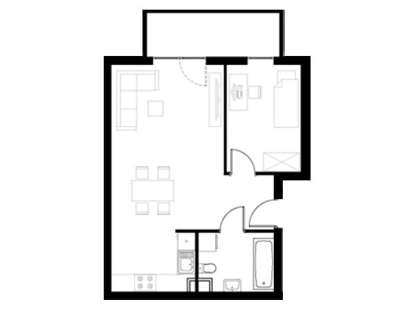 Zdjęcie główne mieszkania: L4